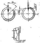 регулировка положения иглы и носика челнока