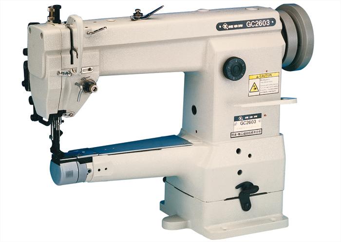 Рукавная промышленная швейная машина