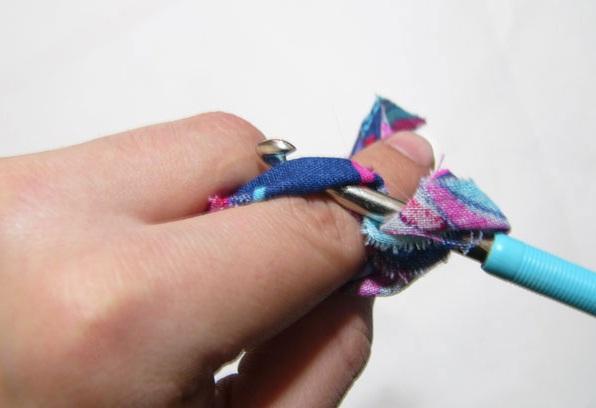 техника вязания крючком для начинающих