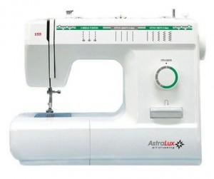 ASTRALUX 155, универсальная швейная машина