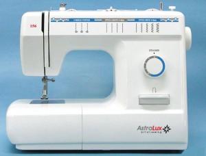 ASTRALUX 156, универсальная швейная машина