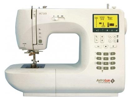 ASTRALUX 9710, компьютеризированная универсальная швейная машина