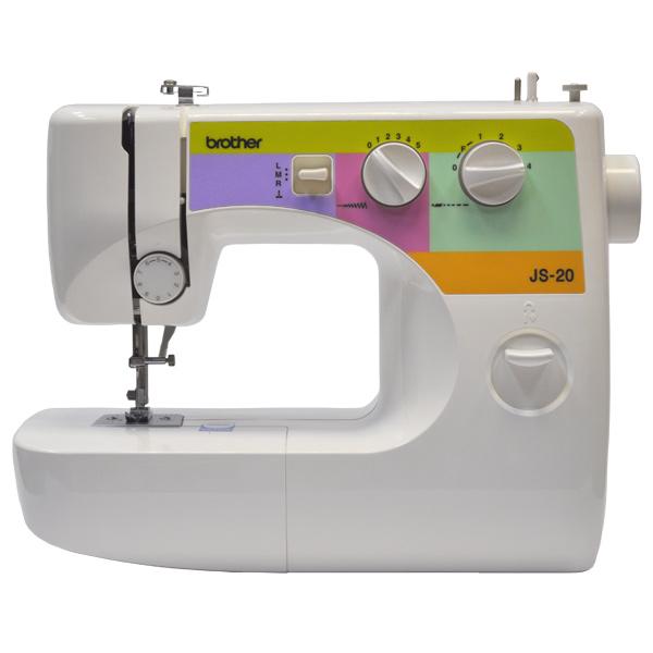 BROTHER JS 20, электромеханическая швейная машина.