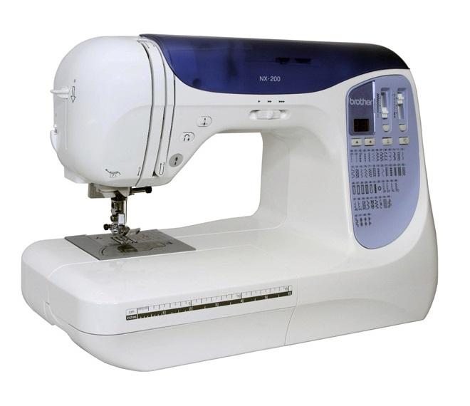 BROTHER NX 200, компьютеризированная швейная машина.