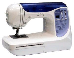 BROTHER NX 200, компьютеризированная швейная машина