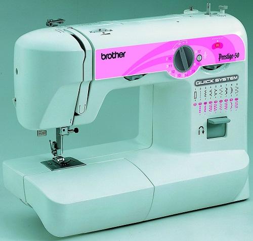 BROTHER PRESTIGE 50, электромеханическая швейная машина.