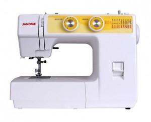 JANOME 1108, электромеханическая швейная машина