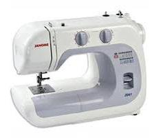 JANOME 2041, электромеханическая швейная машина