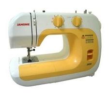 JANOME 3035, электромеханическая швейная машина