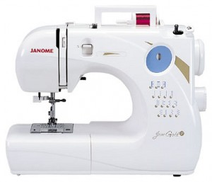 JANOME JEM GOLD 2, электромеханическая швейная машина