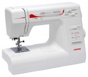 JANOME MY EXCEL 23U, компьютеризированная швейная машина