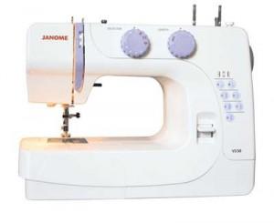JANOME VS 50, электромеханическая швейная машина