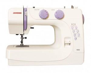 JANOME VS 52, электромеханическая швейная машина