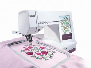 PFAFF CREATIVE 2170, электронная швейно-вышивальная машина