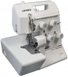 JUKI MO 644 D, оверлок бытовой, 3х-4х ниточный