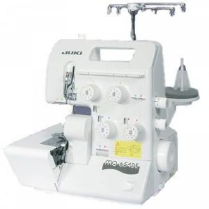 JUKI MO 654 DE, оверлок бытовой, 2х-3х-4х ниточный.