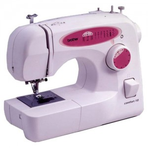 BROTHER COMFORT 10, электромеханическая швейная машина