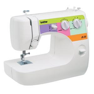 BROTHER JS 20, электромеханическая швейная машина