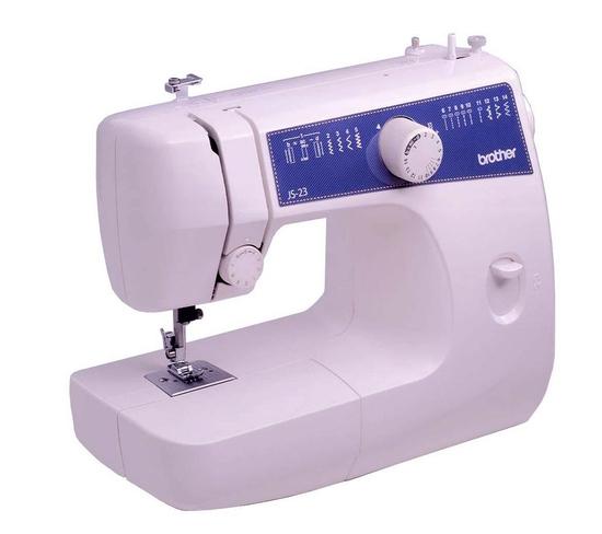 BROTHER JS 23, электромеханическая швейная машина