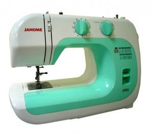 JANOME 2055, электромеханическая швейная машина