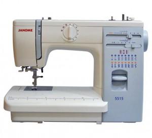 JANOME 5515 (415), электромеханическая швейная машина