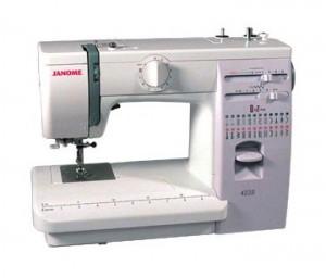 JANOME 5522 (423), электромеханическая швейная машина
