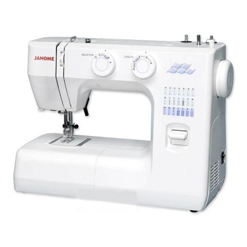JANOME 843, электромеханическая швейная машина