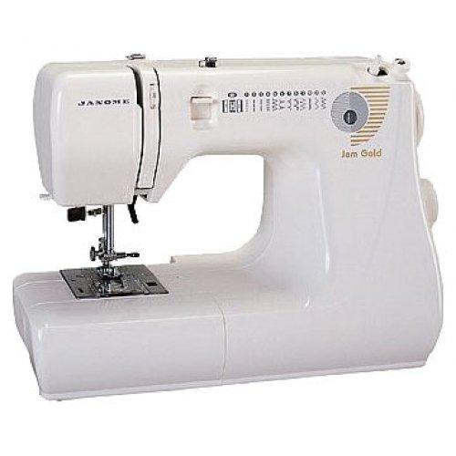 JANOME JEM GOLD 660, электромеханическая швейная машина