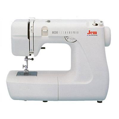JANOME JEM компактная швейная машина