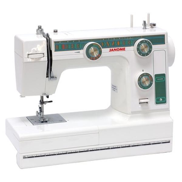 JANOME LE 22 (394), электромеханическая швейная машина