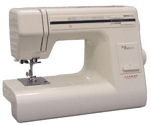 JANOME MY EXCEL 23L, электромеханическая швейная машина