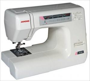 JANOME MY EXCEL 7518, электромеханическая швейная машина