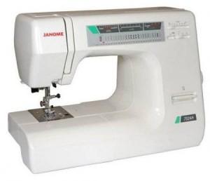 JANOME MY EXCEL 7524, электромеханическая швейная машина