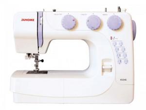 JANOME VS 54 S, электромеханическая швейная машина
