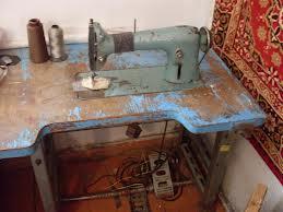 старая промышленная швейная машина 22 класс