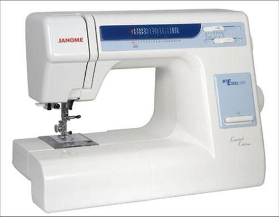 JANOME 1221 ( 18W), электромеханическая швейная машина