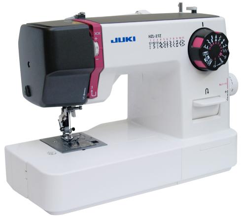 JUKI HZL 27, электромеханическая швейная машина