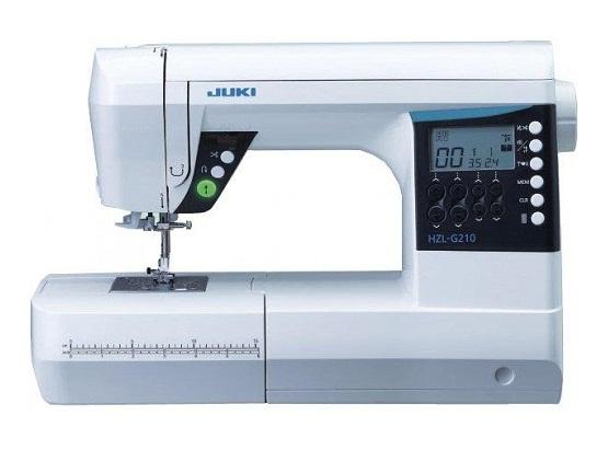 JUKY GZL G 110, компьютеризированная швейная машина